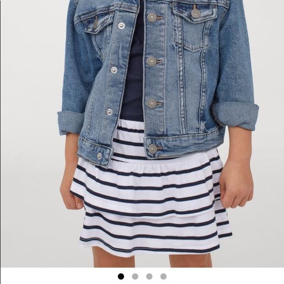 H&M Other - Nwt navy stripe size 6-8 Perfect forback to School
